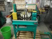 Изготовление плетельных машин