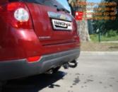 Тягово-сцепное устройство (фаркоп) Chevrolet Captiva (2006-2013)