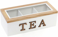 Коробки для чая и сахара