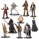 Большой набор фигурок Star Wars_Пробуждение силы.