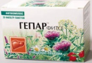 Фитокомплекс Гепар Фито чай 30пак.х1г