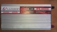 Luxeon IPS-4000s Преобразователь (Инвертор) 12v/220v «Тепло-электро»