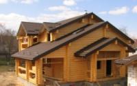 Электромонтажные работы в деревянных домах.