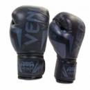 Перчатки боксерские кожаные VENUM Challenger black 10,12 oz
