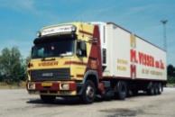 Лобовое стекло для грузовиков  Iveco Turbostar Super