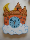 Декор для детской - ростомеры,часы,рамки для фото