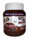 Шоколадно-молочный крем Nuss Milk Krem Kakaowo-Mleczny 400 гр.
