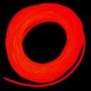Электролюминесцентный провод 2 поколение 2,2 мм красный