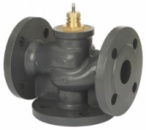 Седельные клапаны для систем централизованного теплоснабжения Danfoss VF 2 / VF 3