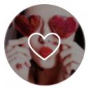 Открытки для влюбленных на День Св. Валентина