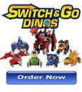 Vtech Switch&Go Dinos