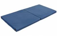Мат спортивный складной ZELART(2*1м) C-3545-BL темно-синий