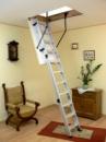 Лестница чердачная Oman Alu Profi 120x70