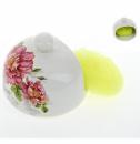 Подставка для губки «Райский сад» 12х10см