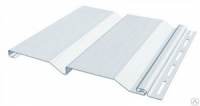 Сайдинг FineBer  Стандарт Белый  0,75 м2