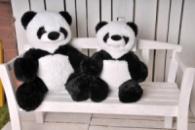 Игрушки Панды