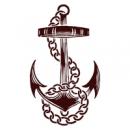 Виниловый Стикер Anchor