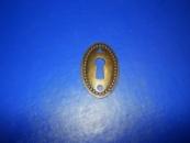 Ключевинка овальная бронза