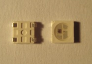 Светодиоды SMD 5050RGB WS2812B-4 ws2811 WS2813
