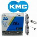 Цепь KMC Z8.1 Rust-Buster 7-8ск. с замком 116 звеньев