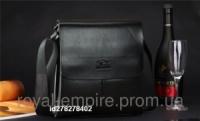 Сумка «Кangaroo». Стильная черная сумка.