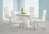 Стол со стеклянной столешницей «JUPITER + K140»