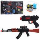 Набір зброї AK47-4