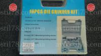 Пневматическая шлифмашинка с комплектом шарожек 1206