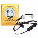 Bluetooth наушники headset BT MS-B6 Синие (9418)