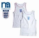 Маечки детские набор 2 шт. «The FA England», бренд «Mothercare» (Англия)