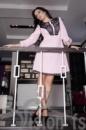 Платье «Юка» 15551 (фиолетовый)