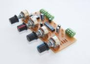 Стереофонический темброблок LM1036N