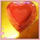 Мыло ручной работы «Пламенное сердце»