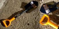 Лопата Fiskars Solid