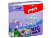 Подгузники HAPPY Bella big pack №3