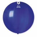 Шар сюрприз пастель синий 31'' 80 см