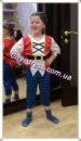 Карнавальный костюм «Пират» КМ09