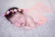 Віночок «Коли у чоловіка народжується дитина - він стає справжнім Чоловіком...»