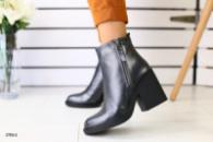Женские ботинки графит