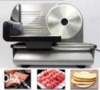 Профессиональный слайсер ломтерезка, машина для нарезки сыра, мяса.
