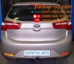 Тягово-сцепное устройство (фаркоп) Kia Rio (hatchback) (2011-2015)