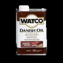 Датское масло, цвет цвет Классический орех, банка 0,946 л
