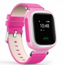 Детские смарт часы Q60s Розовые