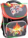Рюкзак каркасный ортопедический школьный Машина Джип Jeep + подарок