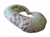 Подушка для кормления младенца + наволочка