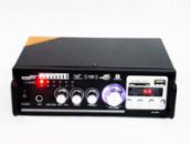 Усилитель звука KT-809BT, USB, SD, AUX, Bluetooth, Караоке