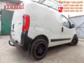 Тягово-сцепное устройство (фаркоп) Peugeot Bipper (2008-...)