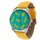 Часы наручные «Бананы»
