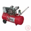 Компрессор 100 л, 4 HP, 3 кВт, 220 В, 8 атм, 500 л/мин, 2 цилиндра