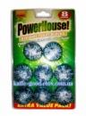 Таблетки в бачок унитаза PowerHouse (Лес) 8 шт.